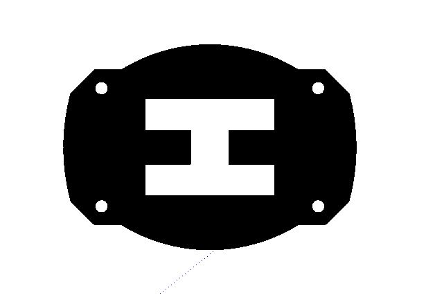 FPVmania HUSS - Motor Mount Bottom plate