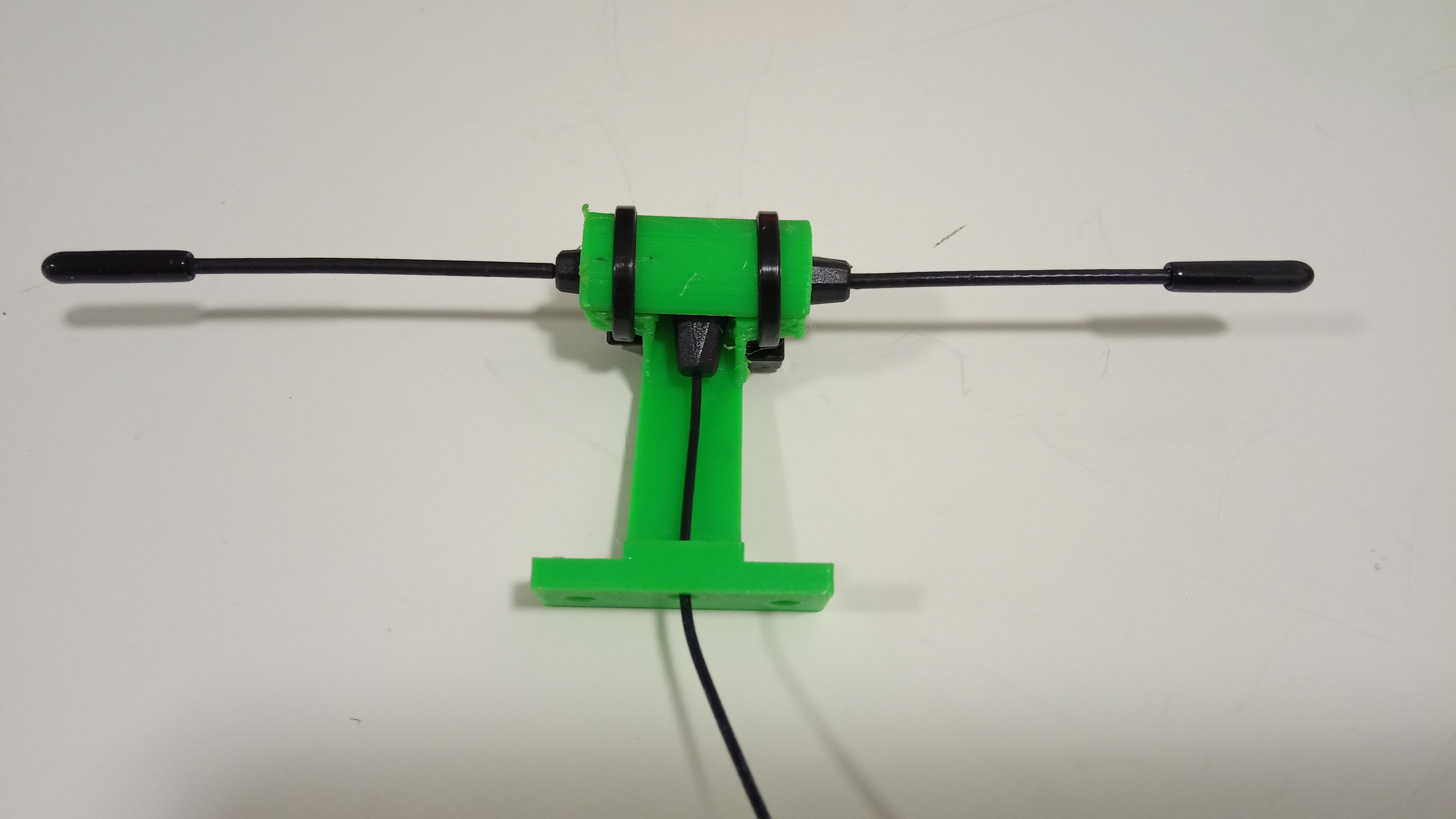novTroc - Frsky R9 T antena mount