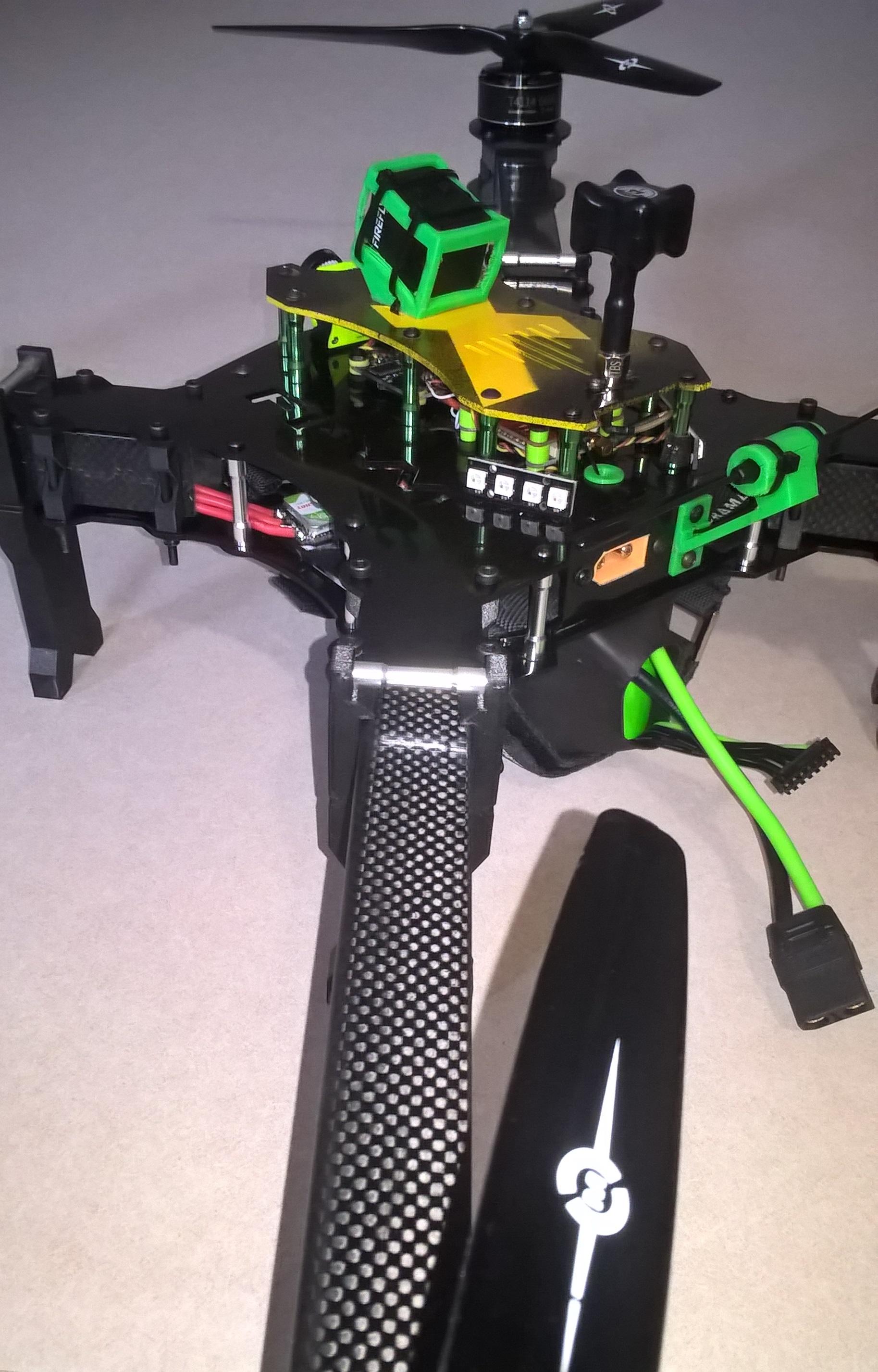 FPVmania XCLASS - HUSS 800