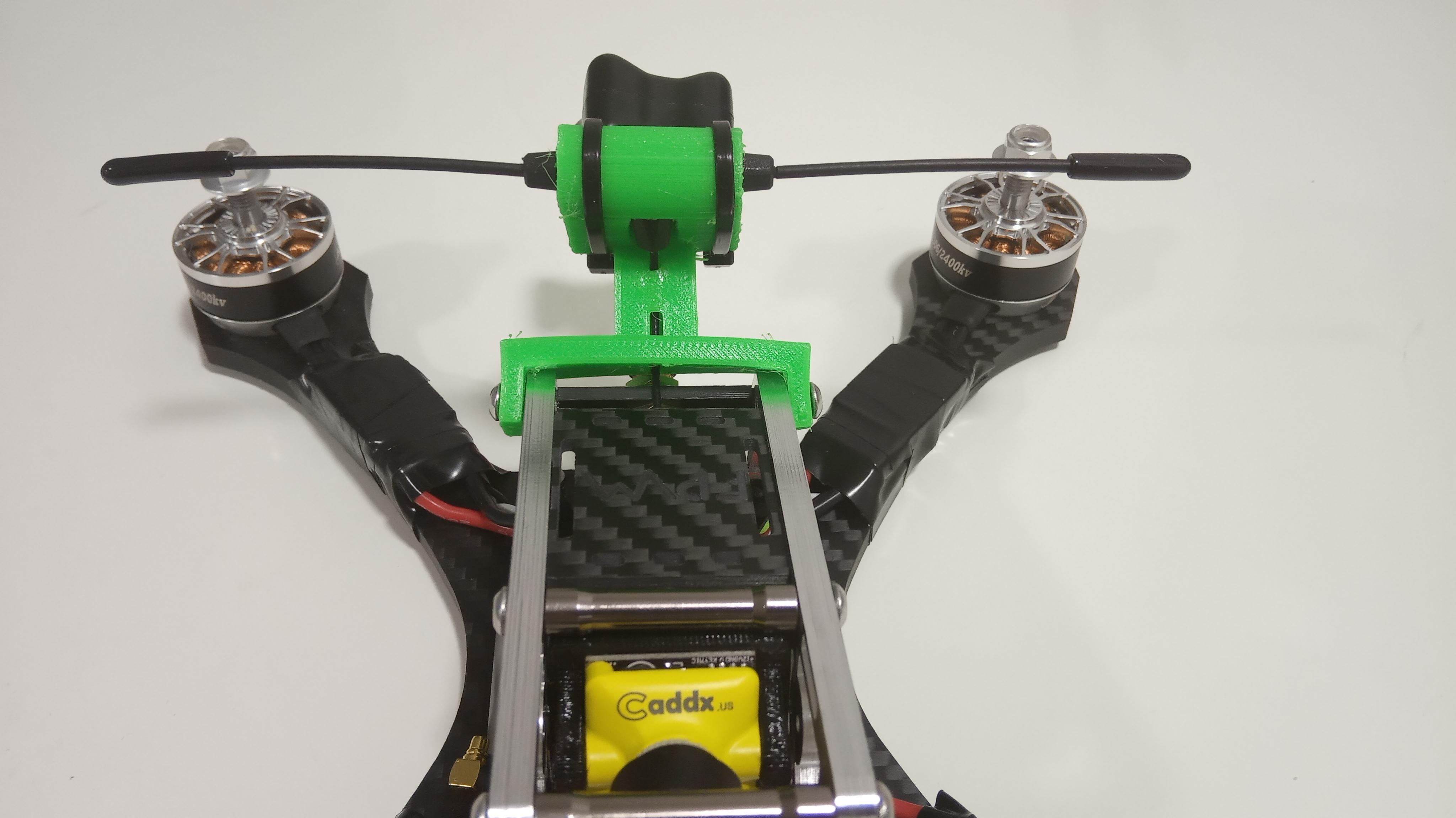 KRYL - Frsky R9 T antena mount