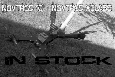"FPVmania novTroc 10"" / XCLASS"
