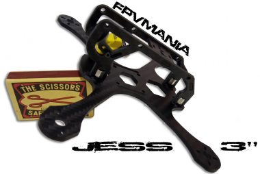 """FPVmania JESS 3"""""""